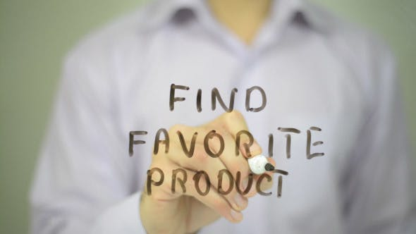 Thumbnail for Find Favorite Product