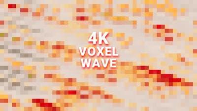 Voxel Wave