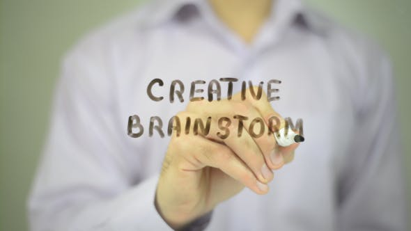 Cover Image for Creative Brainstorm