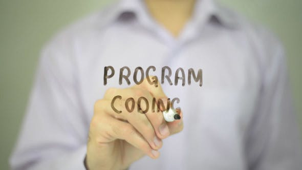 Thumbnail for Program Coding