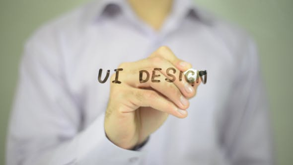 Thumbnail for UI Design