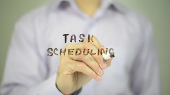 Thumbnail for Task Scheduling