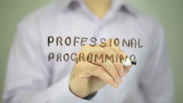 Thumbnail for Professional Programming
