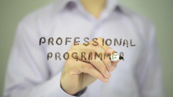 Thumbnail for Professional Programmer