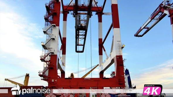 Thumbnail for Port Cargo Cranes
