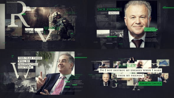Cover Image for Political Promo TV