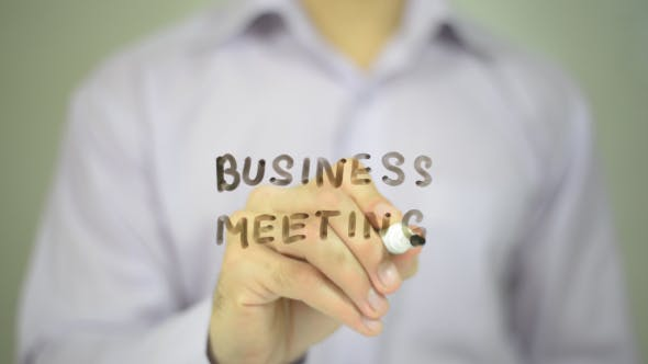 Cover Image for Business Meeting