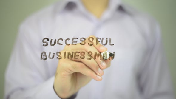 Cover Image for Successful Businessman