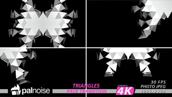 Thumbnail for Entfalten Dreiecke (9er-Pack)