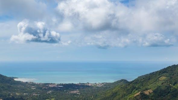 Summit Of Paradise Tropical Island