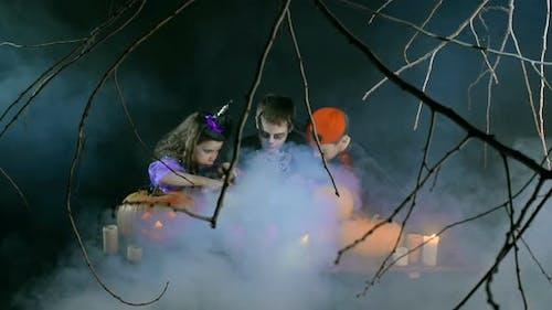 Little Dark Magicians