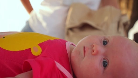 Thumbnail for Beautiful Baby Infant Outdoors