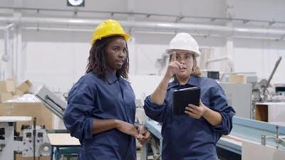Factory Mentor Training Intern