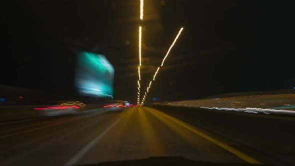 Thumbnail for Driving Car at Night