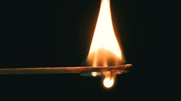 Thumbnail for Burning Match