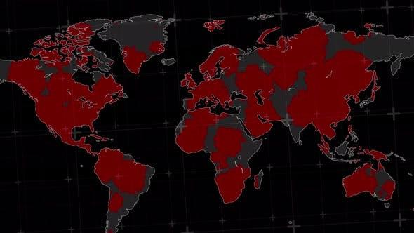4k Global Virus Infection