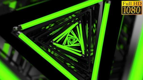 Thumbnail for Geometric Tunnel Vj Loops V3