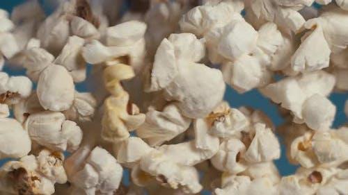 Popcorn Piling Up