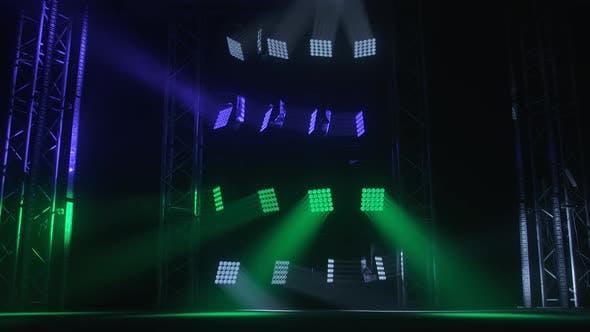 Lighting Equipment. Lighting Effects. Dynamic Light