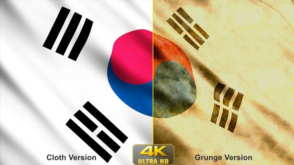 Thumbnail for South Korea Flags
