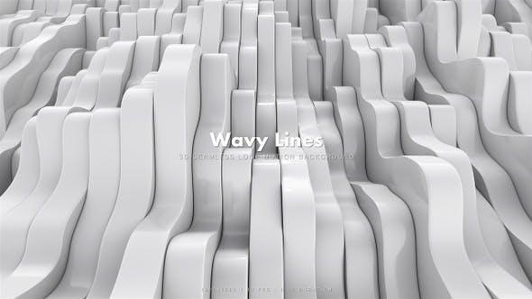 Thumbnail for Wavy Stripes 9