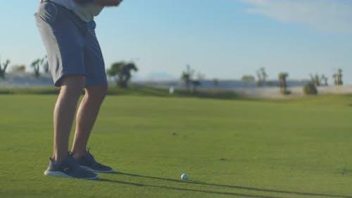 Golf 4K