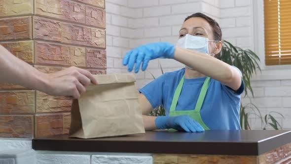 Eco Delivery während der Epidemie