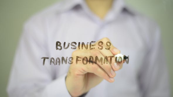 Thumbnail for Business Transformation