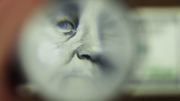 Thumbnail for One Hundred Dollars Under The Magnifying Glass