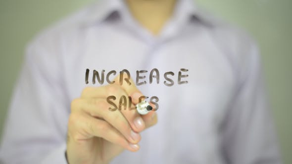 Cover Image for increase sale