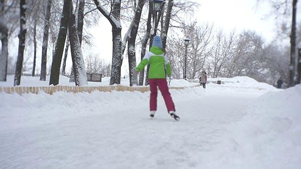 Thumbnail for Ice Skating Children