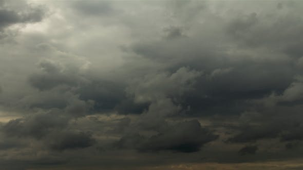 Cover Image for Storm Clouds In Motion 6