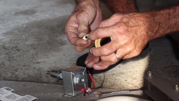 Maintenance Of The Electric Pump