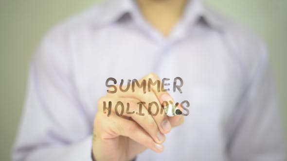 Cover Image for Summer Holidays