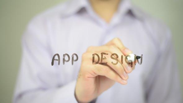 Thumbnail for App Design