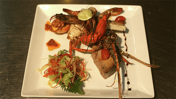 Cover Image for Making a Seafood Platter