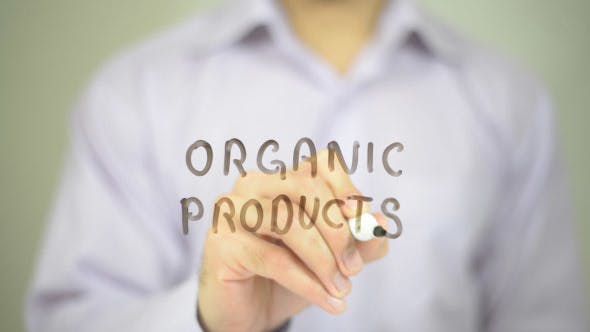 Cover Image for Organic Products