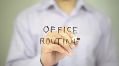 Office Routine