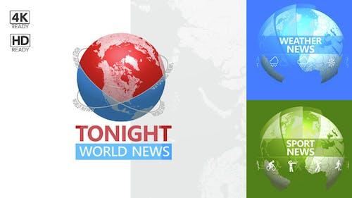 Tonight World News