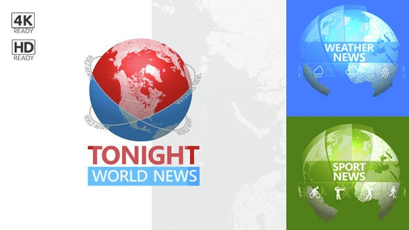 Thumbnail for Tonight World News