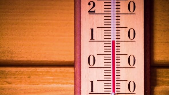 Cover Image for Temperature Increases On a Thermometer