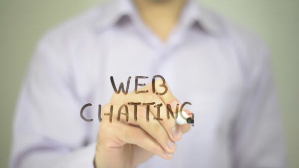 Thumbnail for Web Chatting