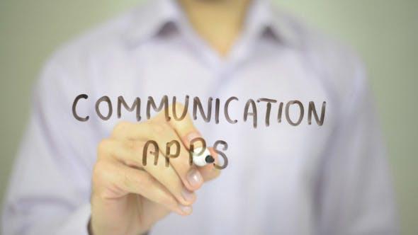 Thumbnail for Communication Apps