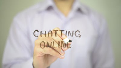 Chatting Online