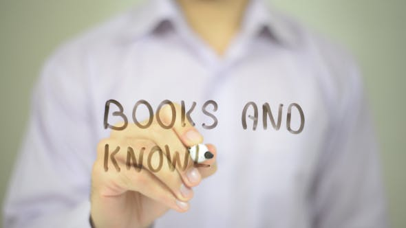 Thumbnail for Books and Knowledge