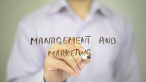 Management and Marketing