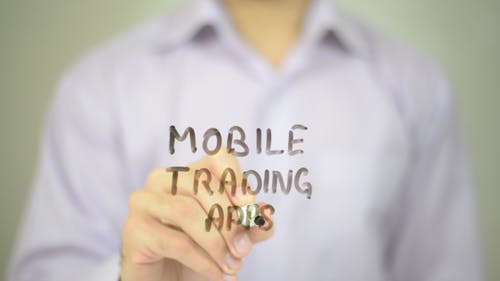 Mobile Trading Apps