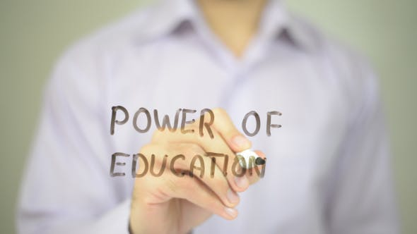 Thumbnail for Power of Education
