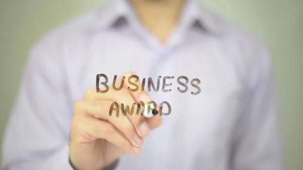 Thumbnail for Business Award