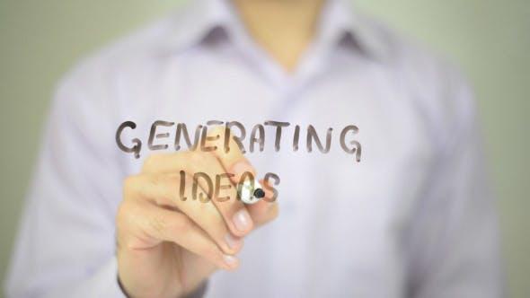 Thumbnail for Generating Ideas